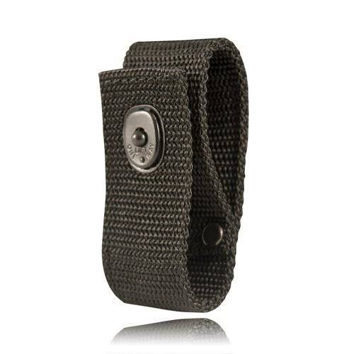 Boston Leather 5519-5 Heavy Duty Ballistic Nylon Handcuff Strap - Black