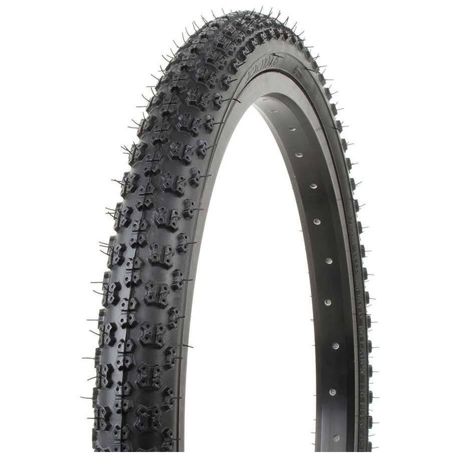 "Kenda K50 BMX Tire - 16"" X 1.75"", Steel Bead, Black"