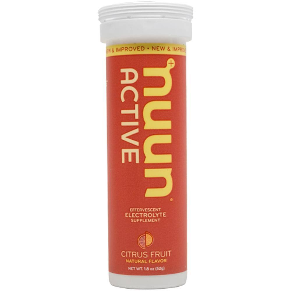 Nuun Active Effervescent Electrolyte Supplement - Citrus