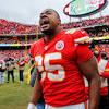 Chris Jones y Chiefs acuerdan contrato masivo de cuatro temporadas