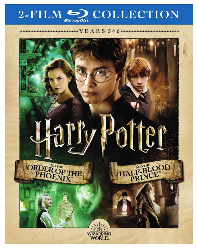 Harry Potter and the Order of Phoenix / Harry Potter - BLU-RAY