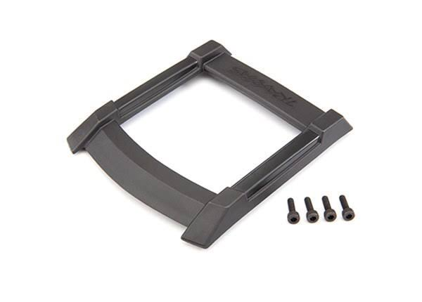 Traxxas Skid Plate Roof Body Black with 3x10mm CS (4) TRA8917