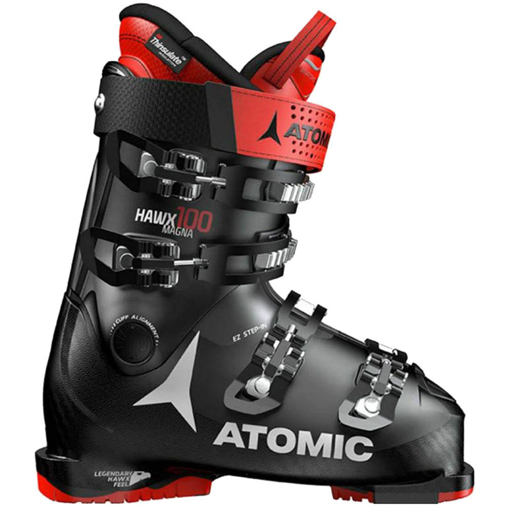 Atomic Hawx Magna 110 Ski Boots - Black/Red