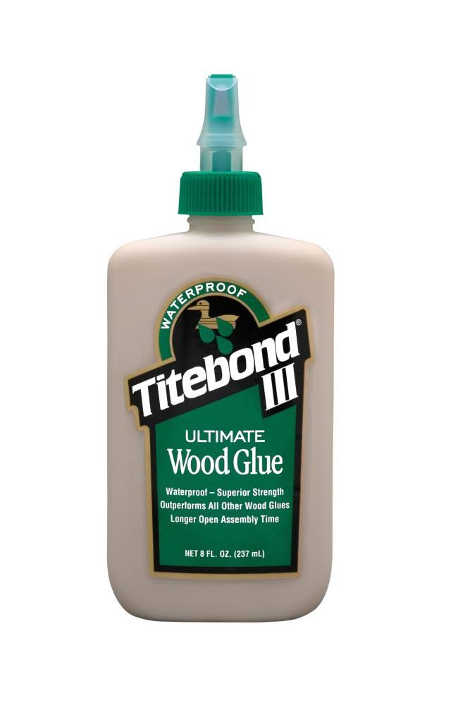 Titebond III Waterproof Wood Glue - 237ml