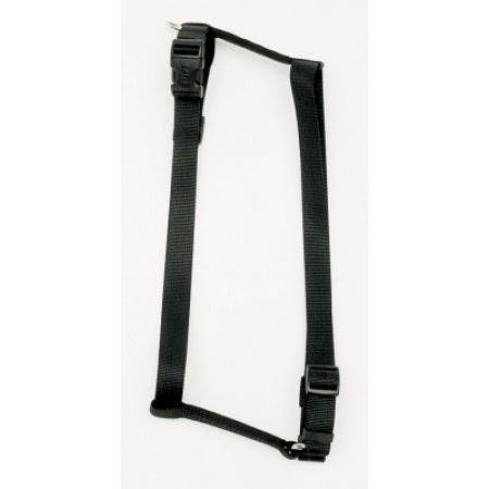 Coastal Pet Products Adjustable Nylon Dog Harness - Black