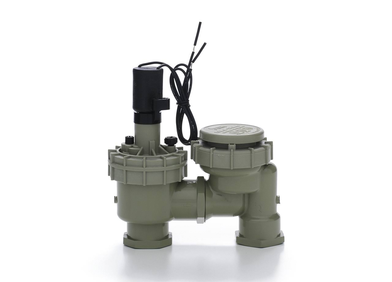 Lawn Genie L7010 Anti Siphon Valve with Flow Control - 1""
