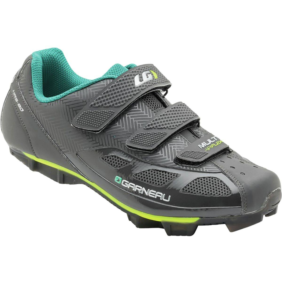 Louis Garneau Women's Multi Air Flex Bike Shoes - Asphalt, 8 US