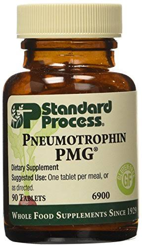 Pneumotrophin Pmg Dietary Supplement - 90 Tablets