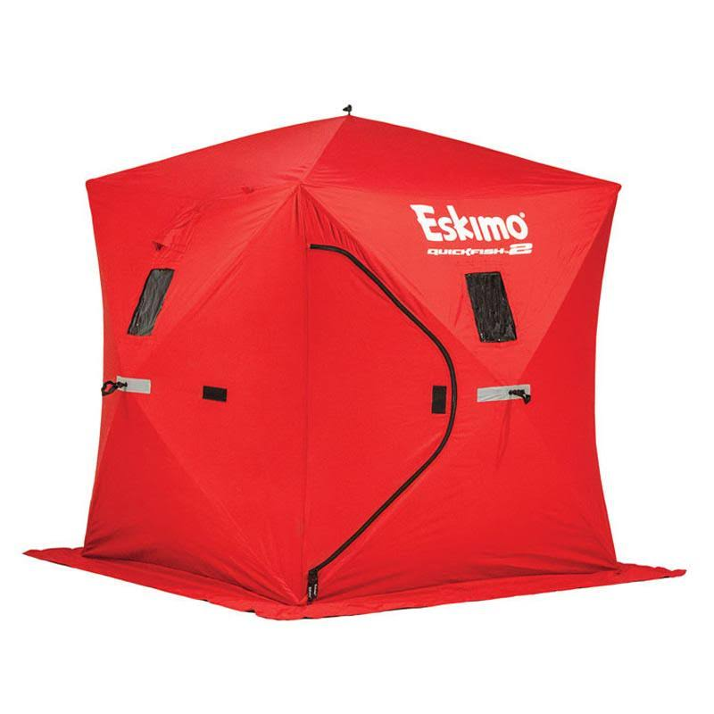 Eskimo Quickfish 2 Pop Up Portable Ice Shelter