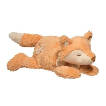 "Douglas Musical Plush Stuffed Animal Baby Toy - 13"", Red Fox"
