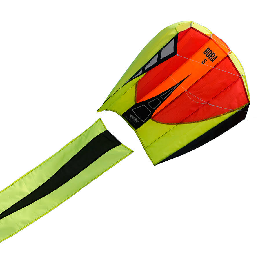 Prism Designs Bora 5 Single Line Kite - Blaze