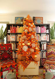 Artificial Christmas Tree 6ft by Orange Artificial Christmas Tree Treetopia
