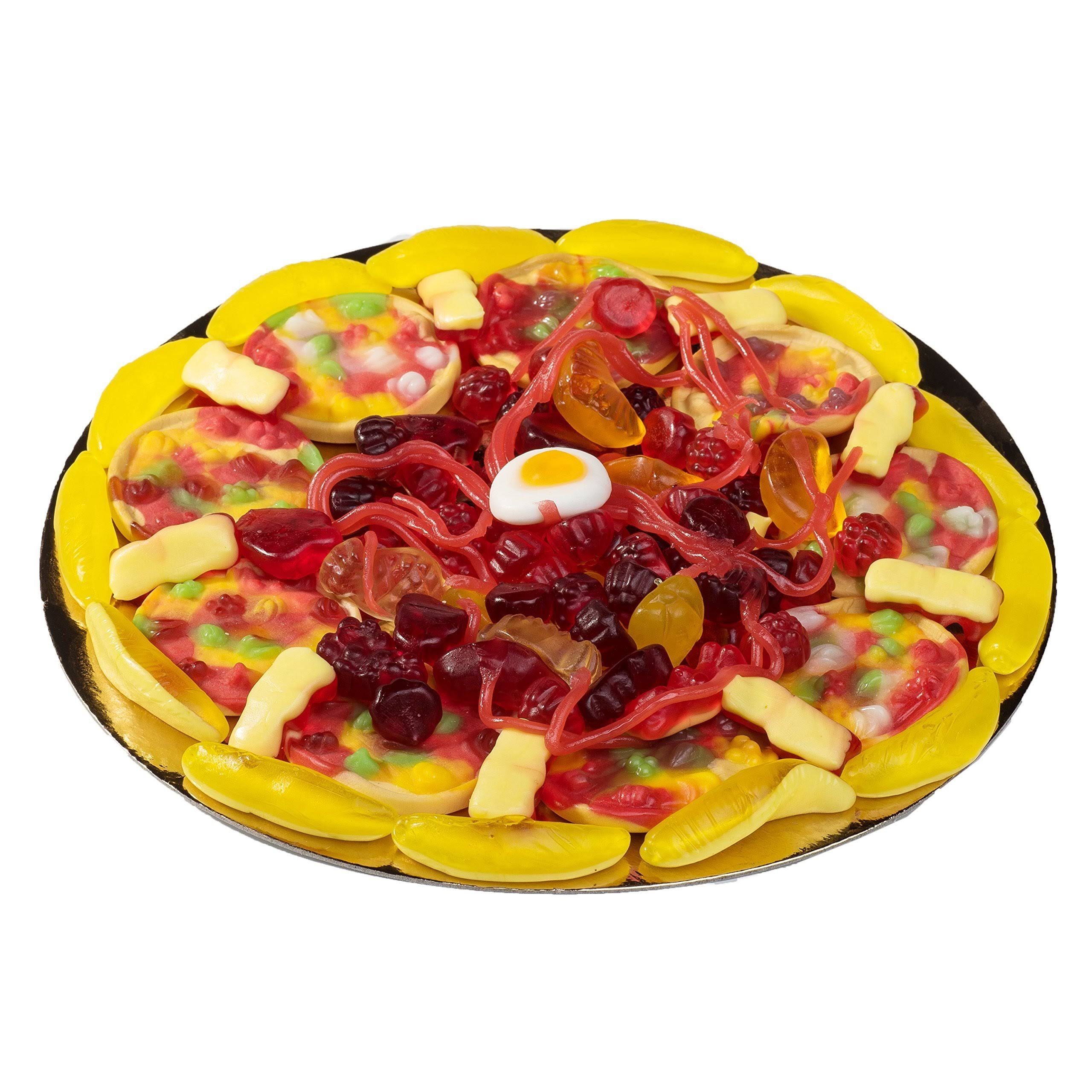 Raindrops Candy Pizza - 435g