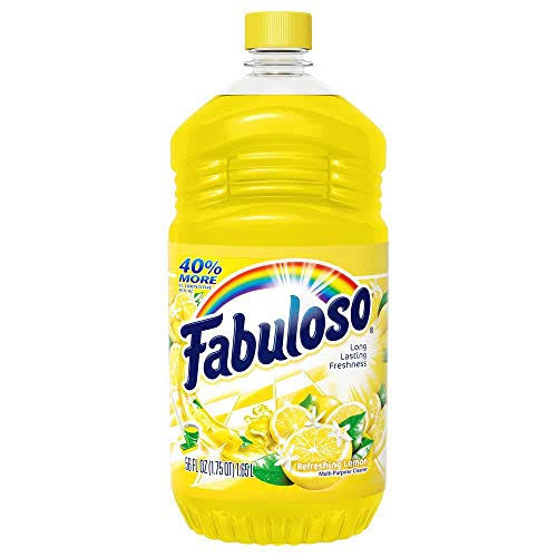 Fabuloso All Purpose Cleaner - Lemon, 56oz