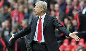 Unhappy Wenger