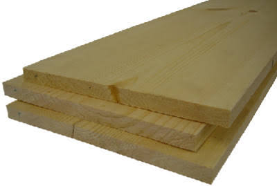 Thunderbird Forest Pine Boards 1 x 12 8