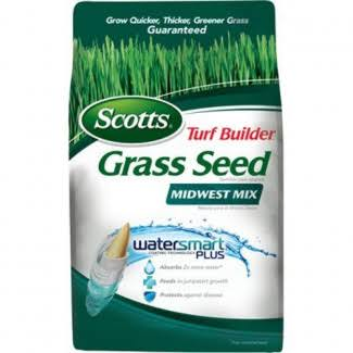 Scotts Turf Builder Grass Seed Midwest Mix