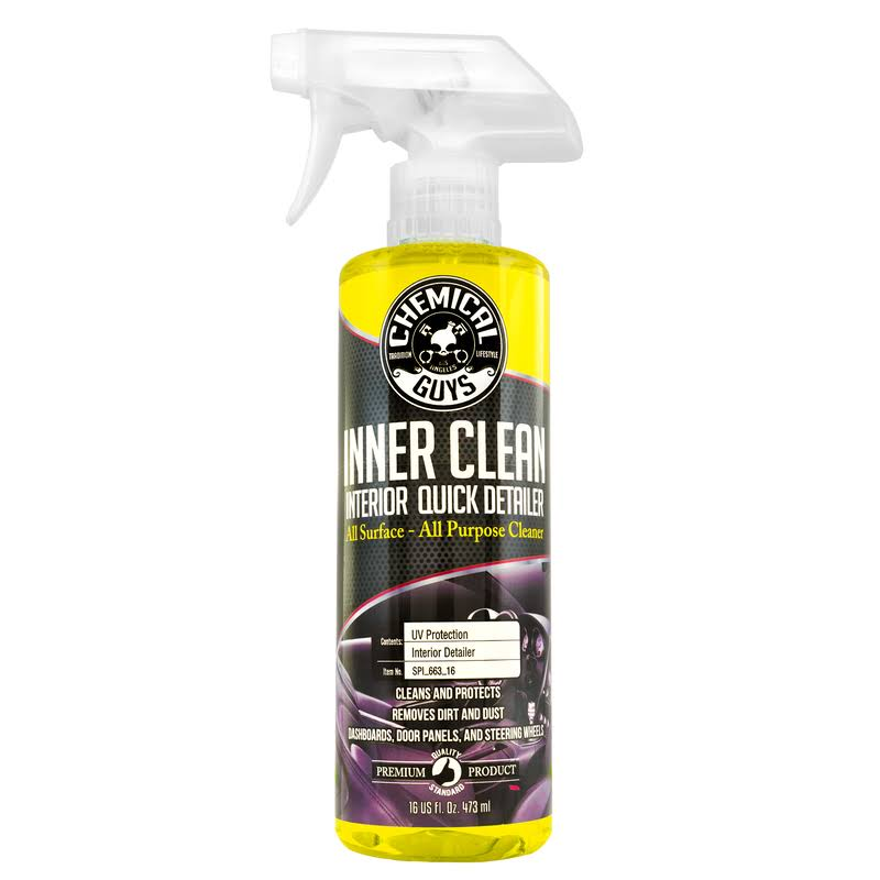 Chemical Guys Inner Clean Interior Quick Detailer All Purpose Cleaner - 473ml