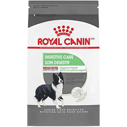 Royal Canin Dry Dog Food - Medium Sensitive Digestion, 30lbs