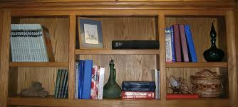 how to build a wood book shelf at leeswoodprojects com