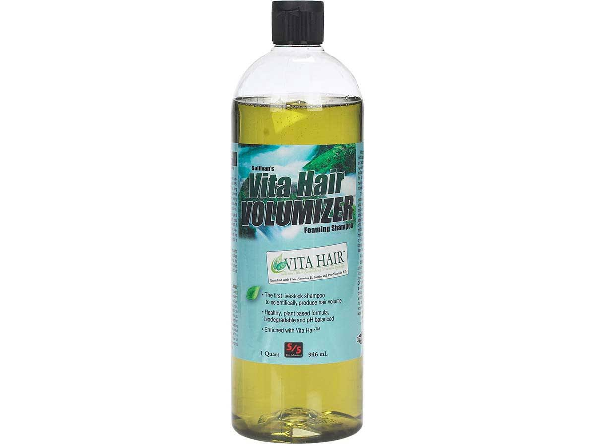 Sullivan Supply Vita Hair Volumizer Foaming Livestock Shampoo - 1 Quart