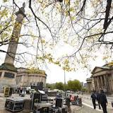 Batman crew pack up after spectacular few nights filming in city