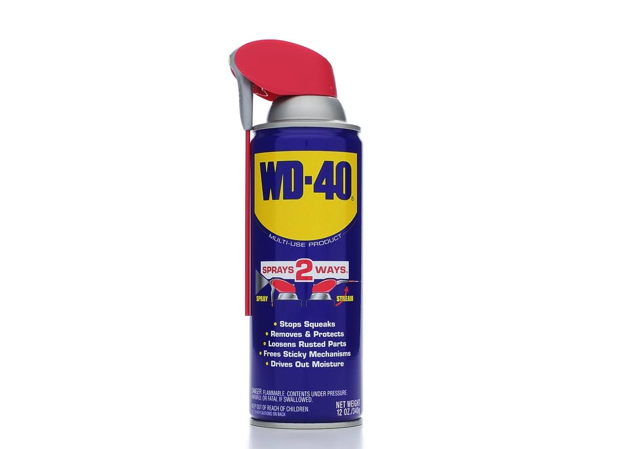 Wd-40 Multipurpose Lubricant Spray