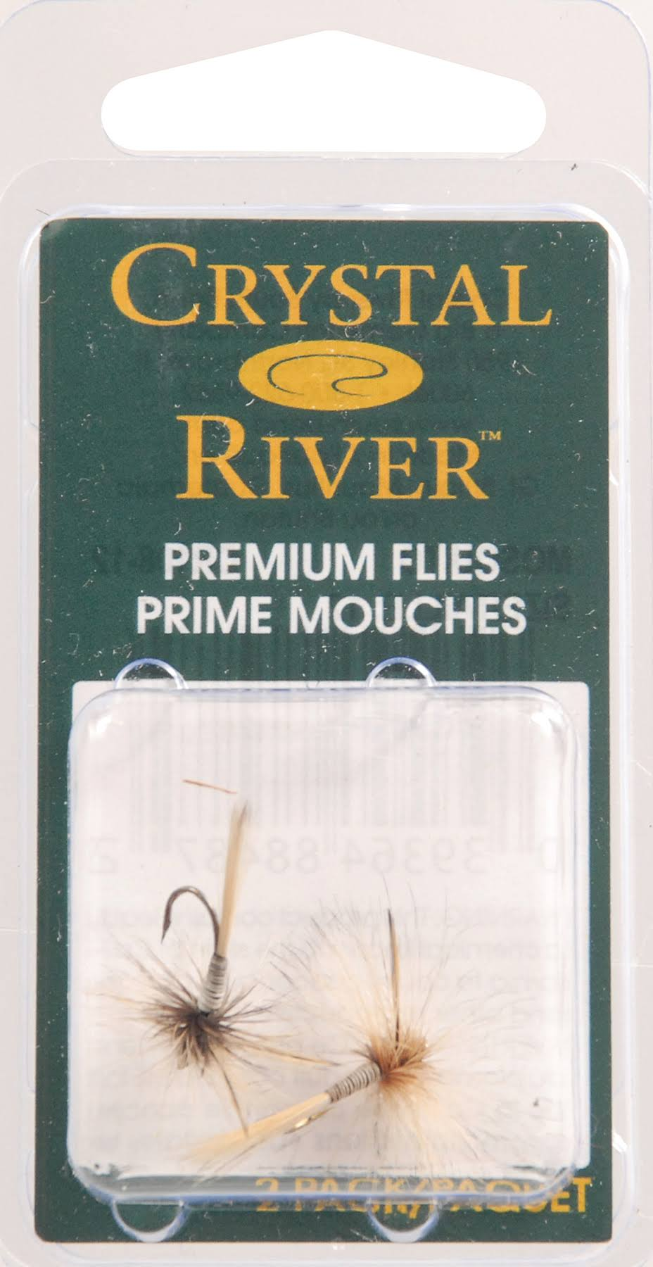 Crystal River Trout Flies