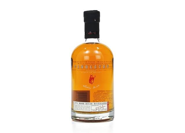 Pendleton Canadian Whiskey