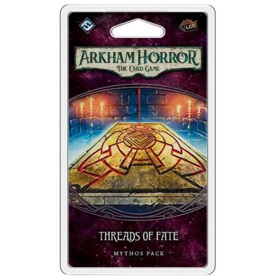 Fantasy Flight Games Arkham Horror Threads of Fate Board Game