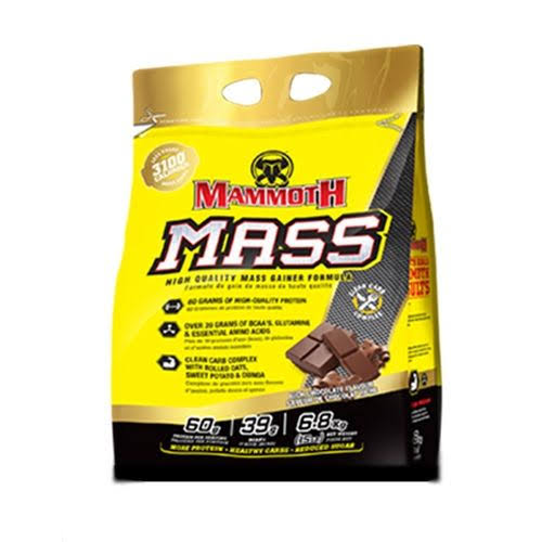Mammoth Mass Supplement - Cookies and Cream, 15lbs