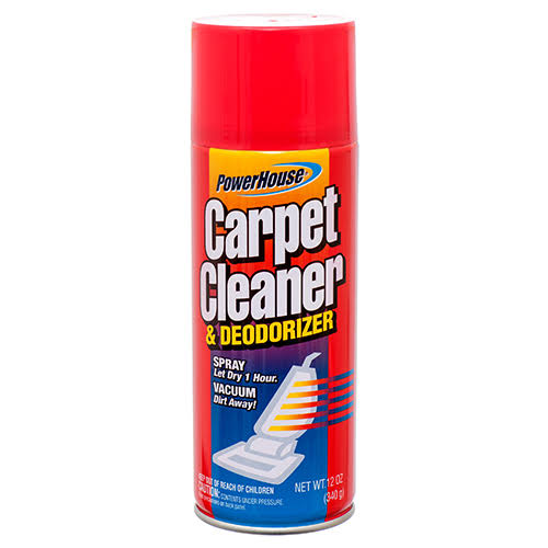Powerhouse Carpet Cleaner & Deodorizer