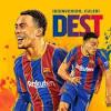 El FC Barcelona firma a estadounidense Sergiño Dest para las ...