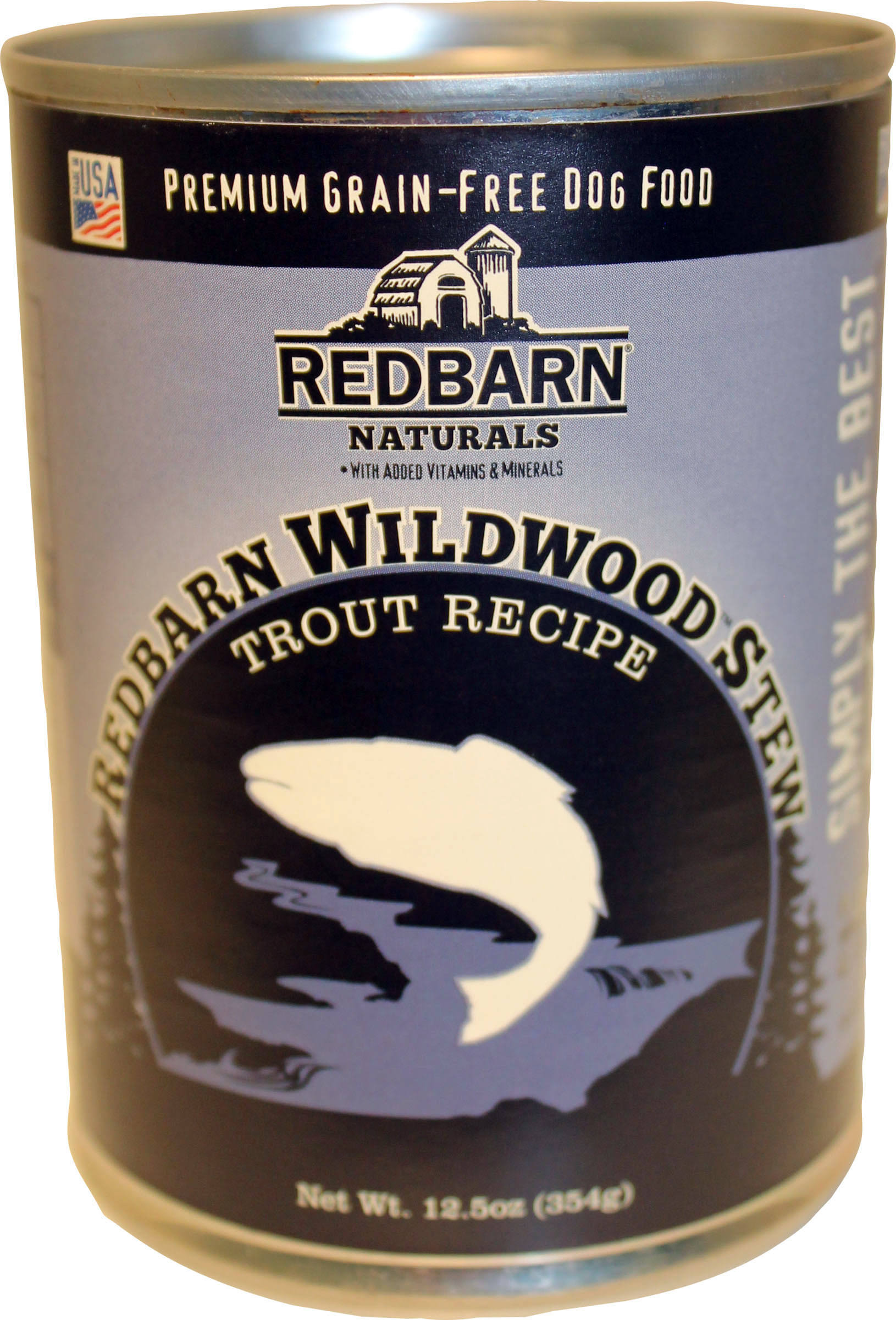 Redbarn Pet Products-food - Trout Stew Joint Support