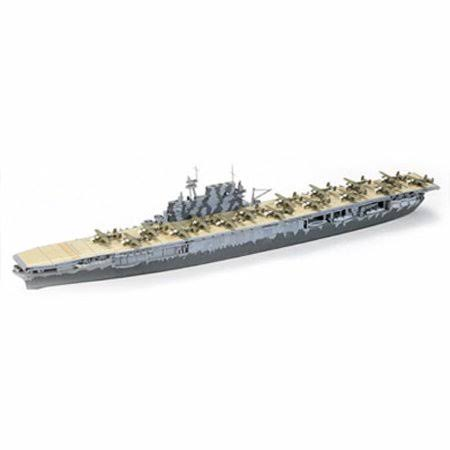 Tamiya 77510 Hornet Aircraft Carrier 1:700 Ship Model Kit