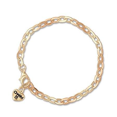 Charm It! Gold Collection Chain Bracelet