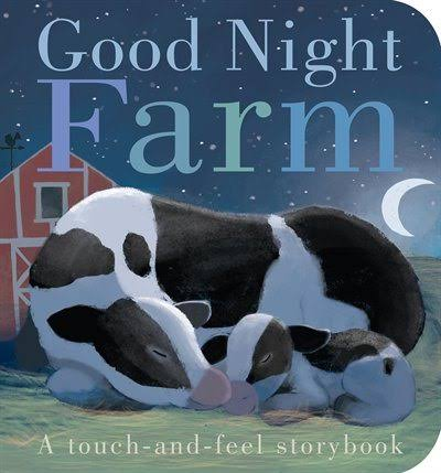 Good Night Farm - Patricia Hegarty