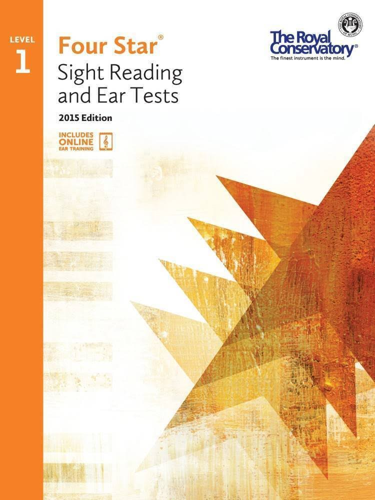 Royal Conservatory Four Star Sight Reading 2015 Edition - Boris Berlin and Andrew Markow