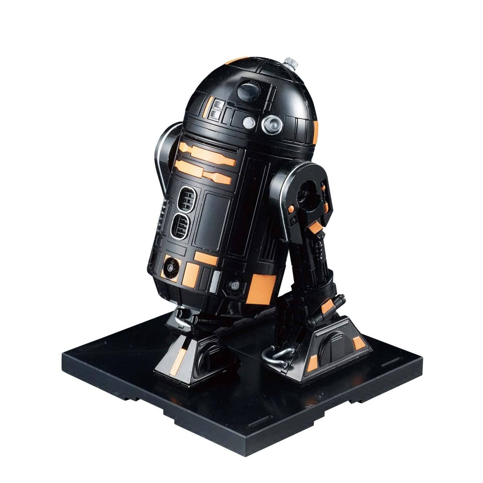 Bandai Star Wars R2-Q5 Model Kit - 1/12 Scale
