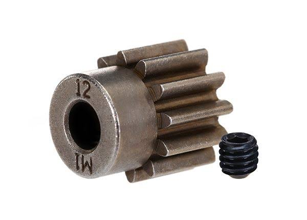 Traxxas Pinion Gear Set - 5mm, 1.0 Metric Pitch, 12t