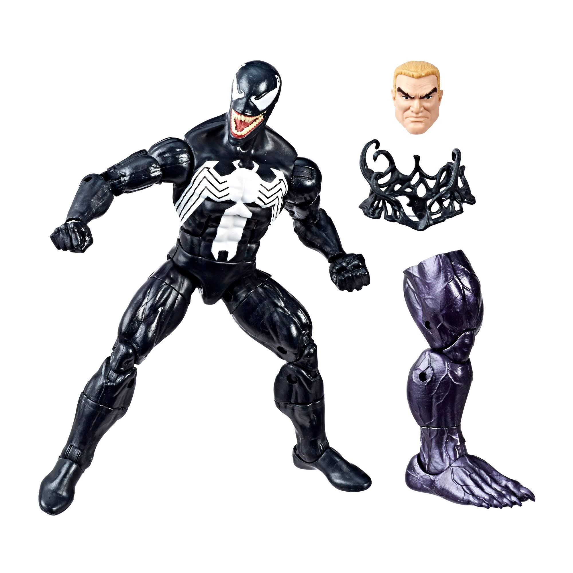 Hasbro Venom Marvel Legends Spider-man Monster Venom Action Figure