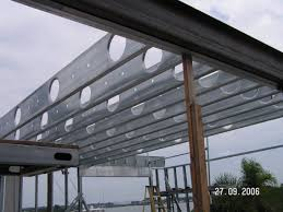 Engineered Floor Joists Uk by Steel I Beam Tied To 14 Inch Trade Ready Floor Joist Pre