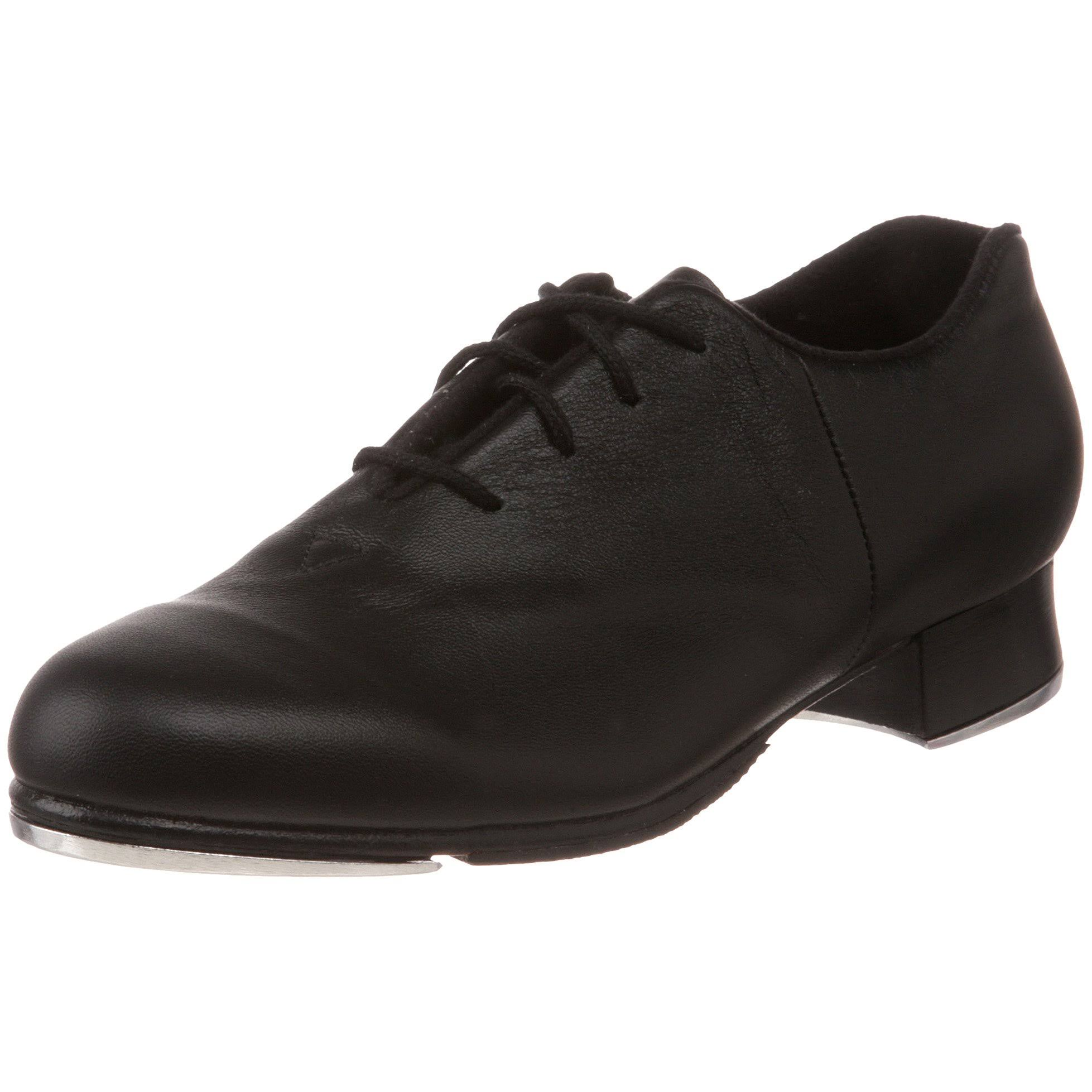 Bloch Dance Women's Audeo Jazz Tap Tap Shoe - Black, USW8.5