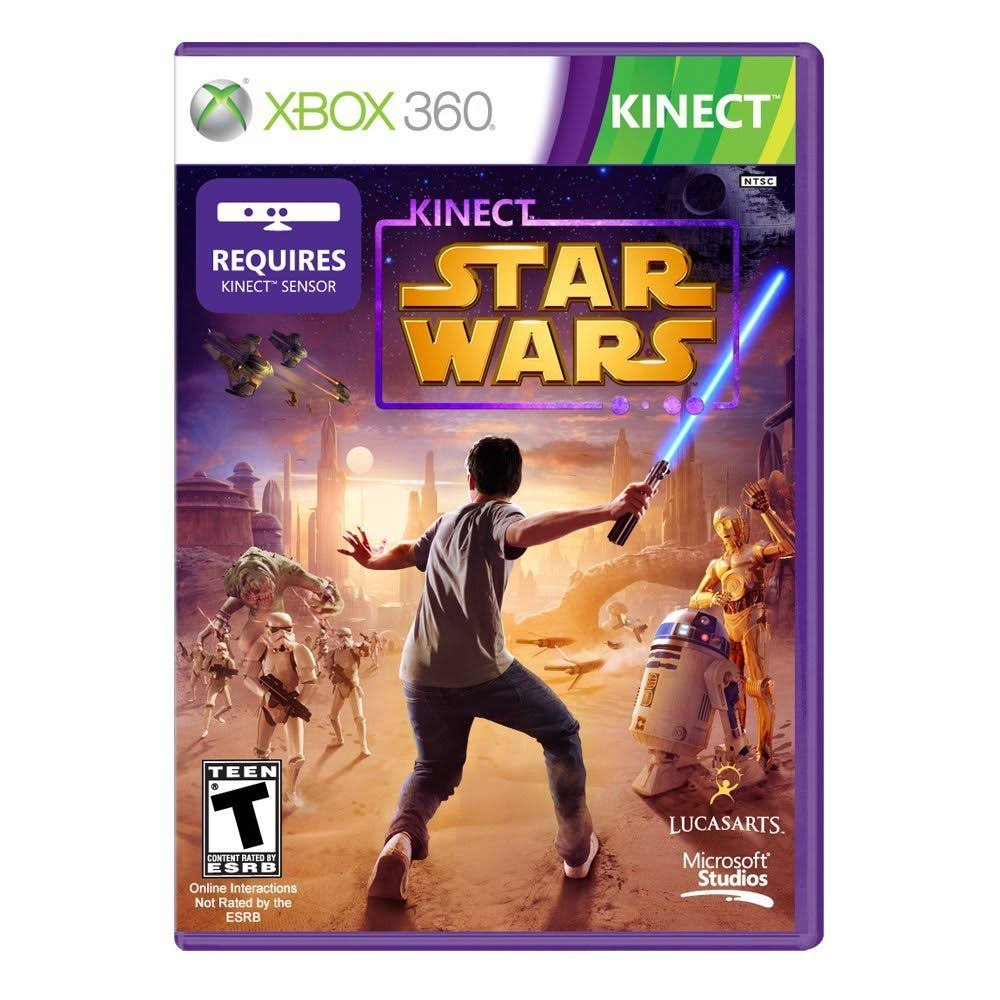 Kinect Star Wars [XBox 360 Game]