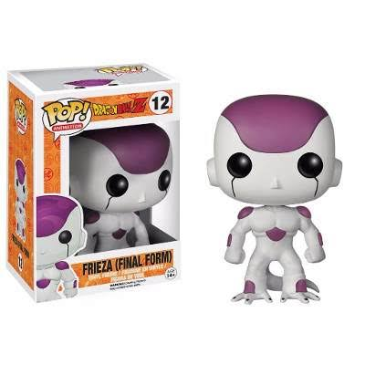 Funko Pop Dragon Ball Z Frieza Figurine - 10cm