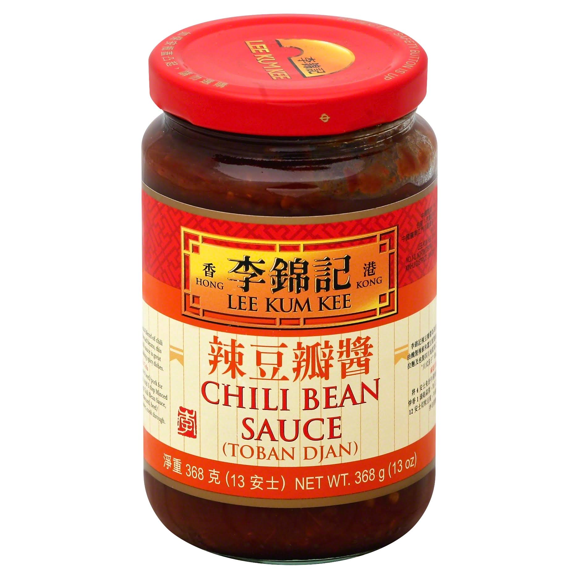 Lee Kum Kee Chili Bean Sauce - 368g
