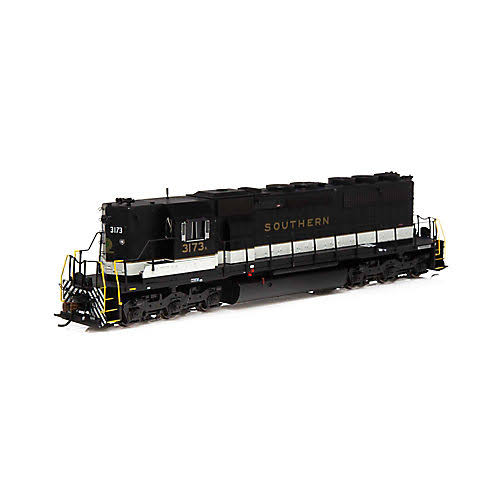 Athearn HO RTR SD40 Sou Black Off White #3173 K ATH88517