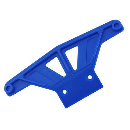 RPM 81165 RC Vehcile Wide Front Bumper - Blue, for Traxxas Stampede 2wd