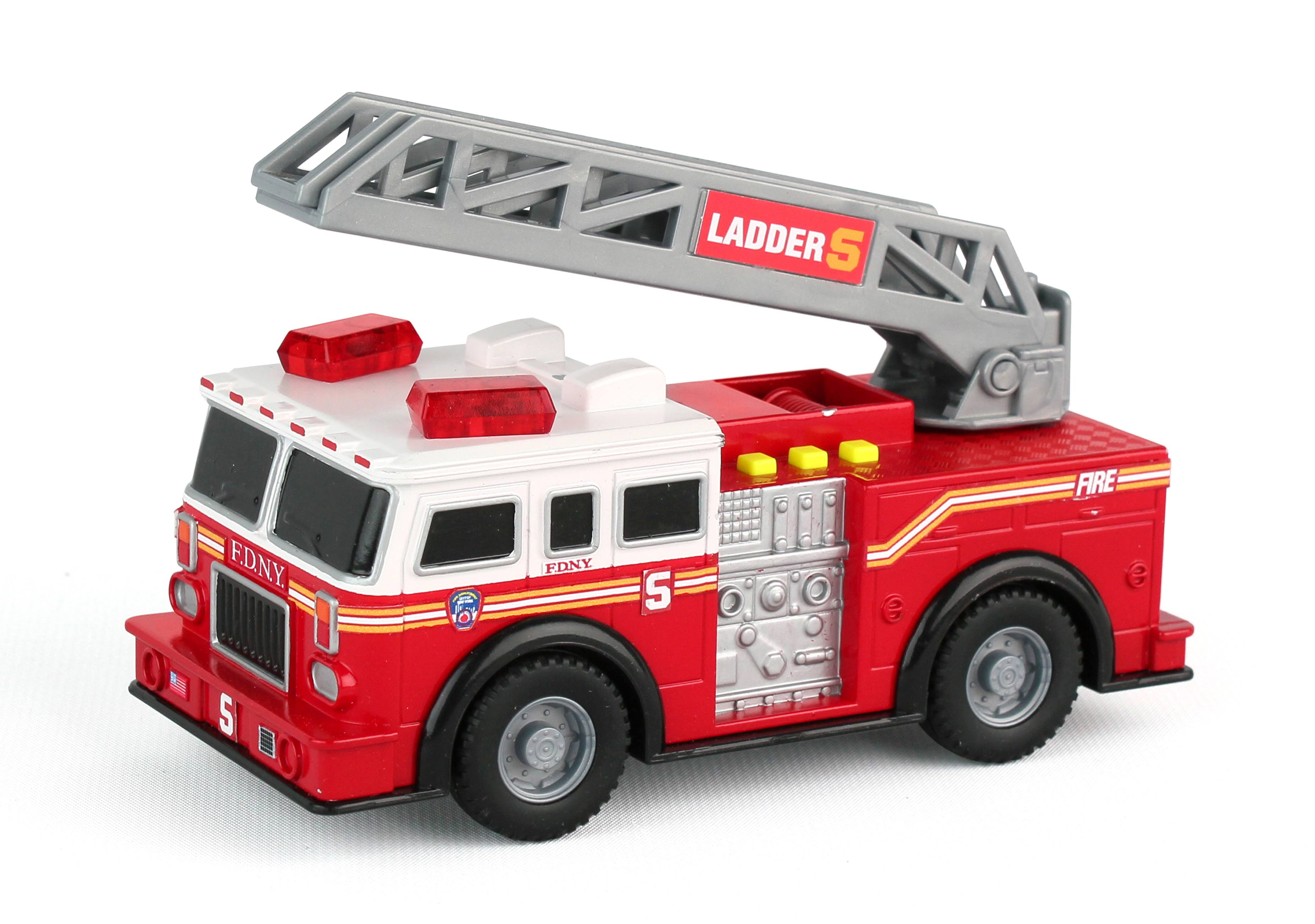 Daron FDNY Mighty Fire Truck Toy