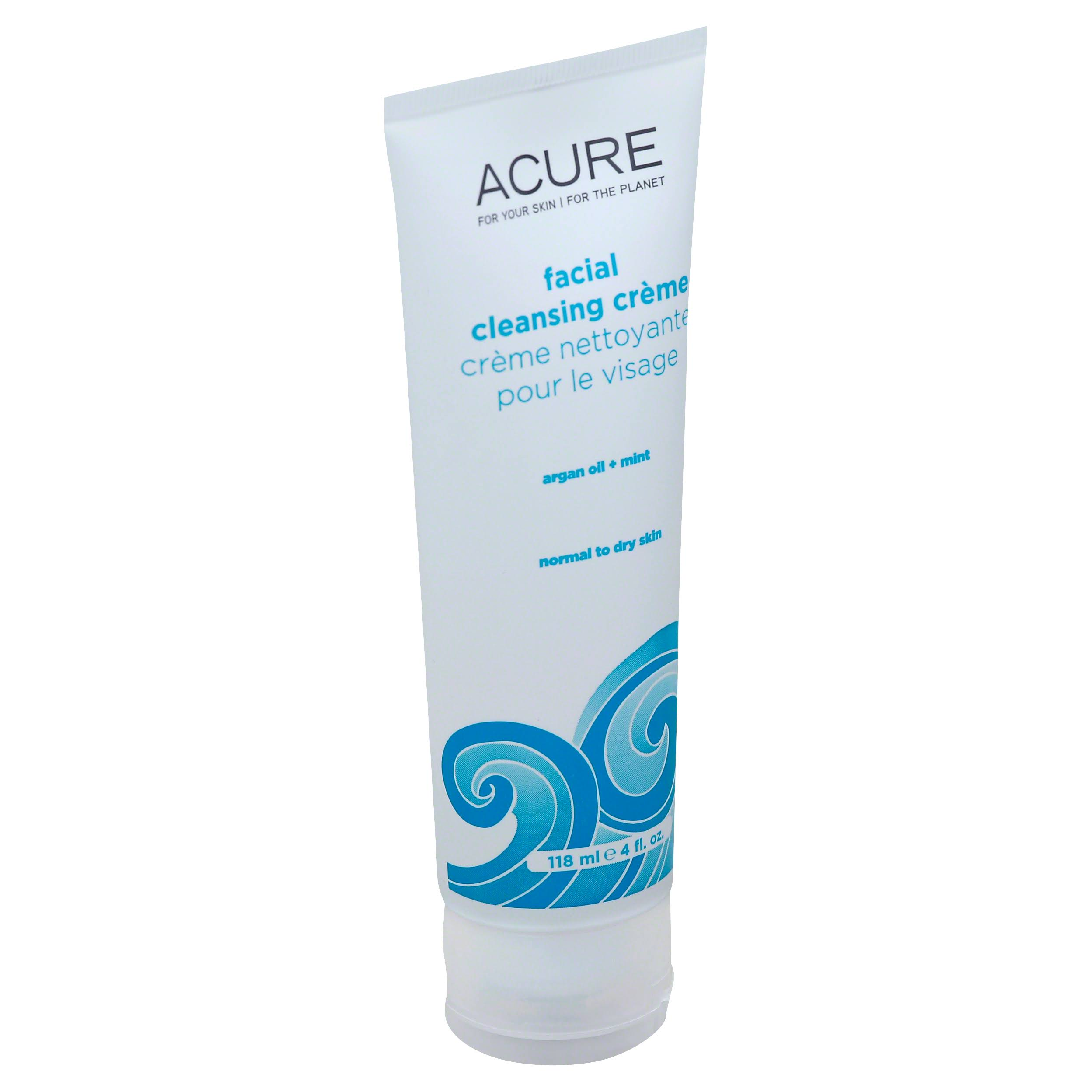 Acure Facial Cleansing Creme - 120ml